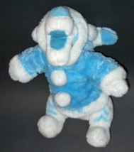 "12"" Disney Winnie The Pooh Winter White Tigger In Blue Sweater & Hat - $25.00"