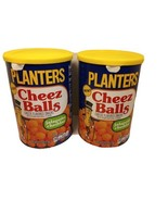 2 Cans Planters Jalapeno Cheddar Cheez Balls Can Cheese Snacks ~FREE SHI... - $14.65
