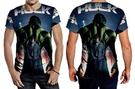 the incredible hulk movie poster Tee Men's - $22.99