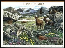 Beautifully USA 2007 SC#4198, Alpine Tundra, Stamps MNH VF Fast free shi... - $14.36