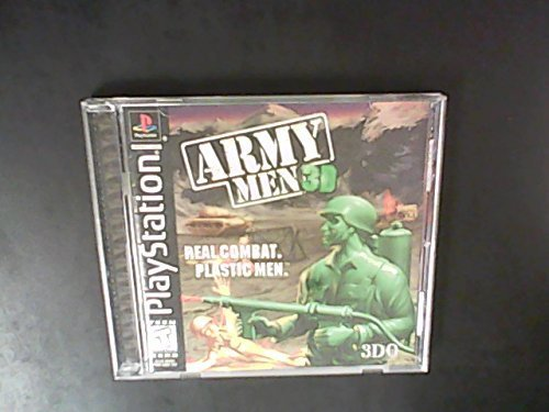 Army Men 3D [PlayStation]