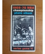 1970-71 Topps Basketball #171 NBA Championship Series Game #4 West - $7.43