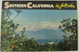 Southern California in Full Color 1960s Postcard Compilation Los Angeles... - $32.73