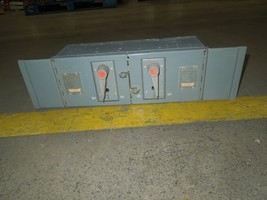 FPE QMQB6632 60/60A 3p 240V Twin Fusible Switch Unit Used - $400.00