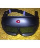 VTG RARE IMAX LCD E3D Shutter 3D Glasses Goggles Used Sci Fi Cyberpunk 90s - $38.00