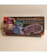 Genius Power Station Vintage gaming Arcade stick 15 pin Serial port Conn... - $48.00