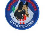 Ncendie cynotechnie secours french k 9 fire department velcro 3.75 x 3.75 in 10.99 thumb155 crop