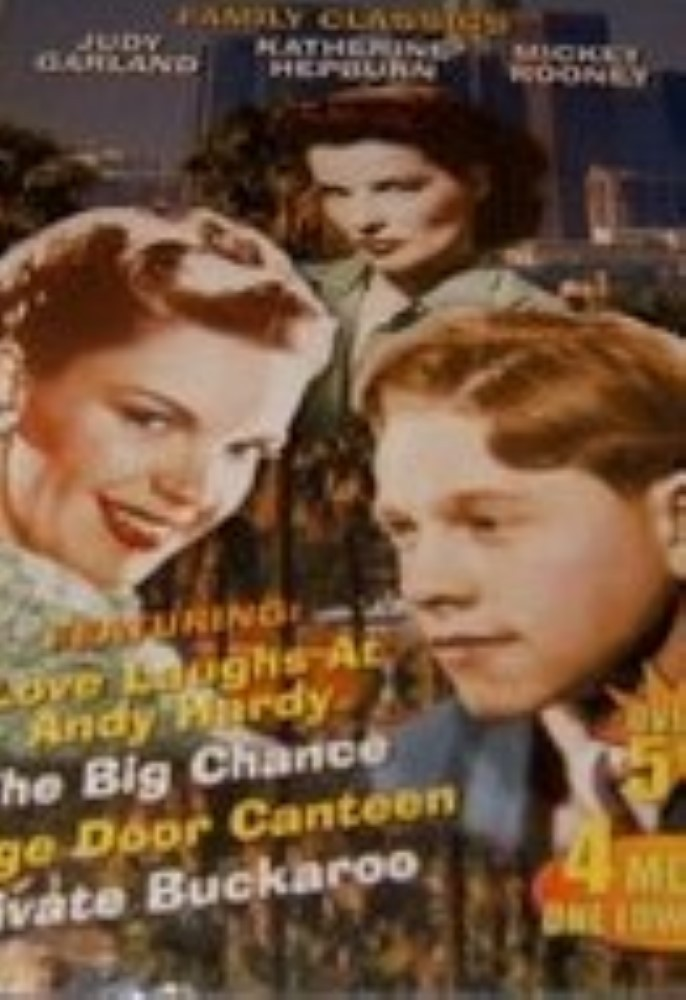 Family Classics: Love Laughs at Andy Hardy / The Big Chance / Dvd