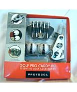 Golf Pro Caddy Kit Protocol  New  Essential Golf Accessories - $14.99