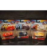 2020 Disney Pixar Cars Lightning McQueen Jackson Storm Conrev Color Chan... - $29.97