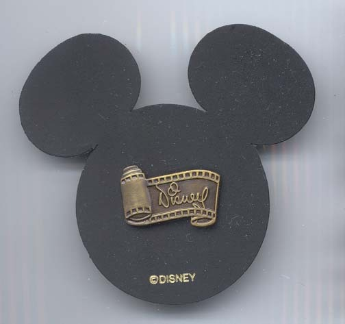 Disney WDCC special On original card dealer pin/pins