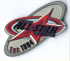 Disney WDW All Star Resorts pin/pins