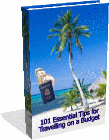 101 TRAVEL on a BUDGET Tips eBook - Go On Vacation! Bonanza