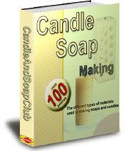 How To MAKE SOAPS and CANDLES eBook -Make $$ at Home Bonanza