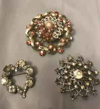 Vintage Pin Broken/ Missing Pieces - $4.95