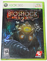XBOX 360 - BIOSHOCK 2 (Complete with Manual) - $10.00