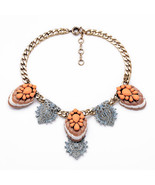 Women Collar Necklace High Quality Factory Retro Chunky Necklace Brand J... - $27.98