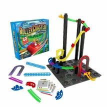Thinkfun Roller Coaster Challenge Stem Toy And Building Game For Boys An... - $48.19