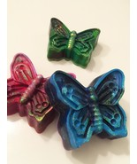 Recycled Crayon: Butterfly (Large) - $3.00
