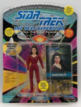 Counselor Deanna Troi  Action Figure - BRAND NEW! - $5.93