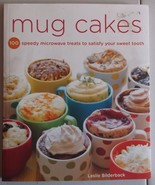 Mug Cakes Microwave Treats 2013 cookbook softcover gift quick - $14.31