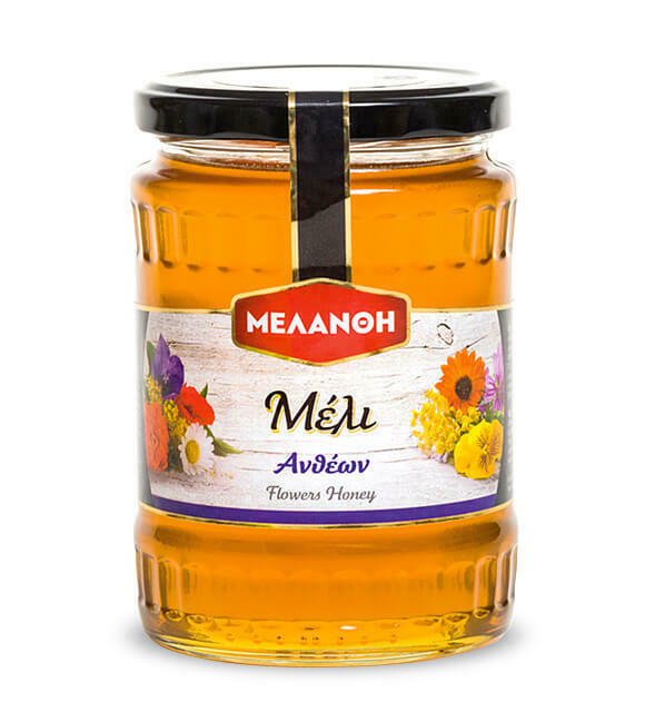 BIG OFFER FLOWER Honey 950gr-31.75oz Peloponnes mountain Greek Excellent taste - $58.31