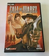 Call of Juarez PC Shooter Game Ubisoft | Very Good Condition | For Colle... - $3.39