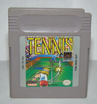 Nintendo Game Boy - Tennis (Game Only) - $8.00