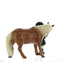 Hagen Renaker Specialty  Horse Girl and Her Pony Ceramic Figurine image 7
