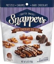Snappers Dark Sea Salt Chocolate, 6 Ounce - $10.50