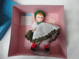 "Madame Alexander Doll 8"" Austria 598 Nib Blonde Nrfb Foreign Land Series - $24.30"