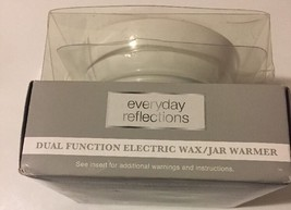 New everyday reflections Dual Function Electric Wax/Jar Warmer 3162944 - $25.15