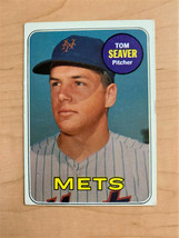1969 Tom Seaver Topps Baseball Card #480 (Original) - $34.65