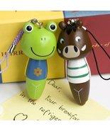 [Animal Pen-2] - Cell Phone Charm Strap / Camera Charm Strap / Handbags ... - $14.84