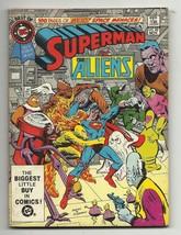 Best of DC Blue Ribbon Digest #42 - Superman vs. the Aliens FN 6.0 - $4.79