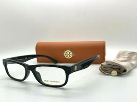 Tory Burch TY 2108U 1804 BLACK 51-17-140MM Eyeglasses Frame /CASE - $77.57