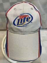 MILLER LITE Beer Adjustable Adult Baseball Ball Cap Hat - $10.29