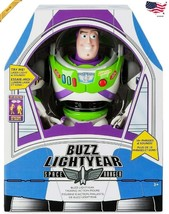 Disney Advanced Talking Buzz Lightyear Action Figure 12 (Official Disney - $54.83