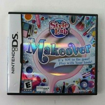 Style Lab: Makeover (Nintendo DS, 2009) Complete Tested - $7.95