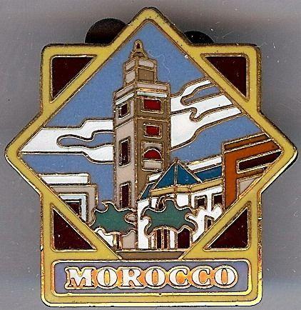 Disney WDW - Epcot Morocco Pavilion rare Pin/Pins
