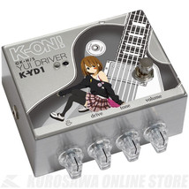 K-ON! YUI DRIVER K-YD1 Anime Yui Hirasawa Guitar Effects Pedal Overdrive... - $285.16