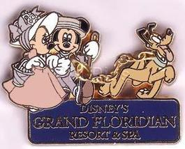 Disney WDW Grand Floridian Resort pin/pins - $31.44