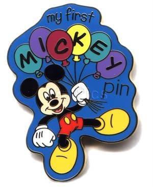 Disney WDW My First Mickey Pin  Pin/Pins