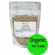 Organic Fish Grilling Spice, Grilling Nemo - $13.36+