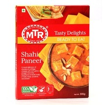MTR Ready To Eat - Shahi Paneer, 300 gm Carton - $11.81