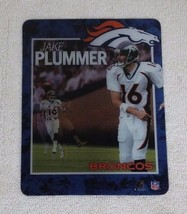 DENVER BRONCOS JAKE PLUMMER #16 NEW NFL 3D LENTICULAR FRIDGE MAGNET 4x5 A1 - €10,02 EUR