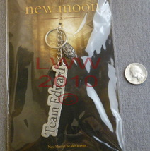 Licensed Team Edward Twilight New Moon Key Chain - $6.25