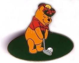 Disney WDW -  Walt Disney World - Winnie the Pooh Golf - Golfing  Pin/Pins - $19.34