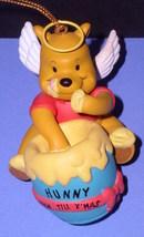 Disney Winnie The Pooh Angle Ornament  figurine - $23.93