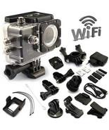 Etek Sorts Wi-Fi 12MP HD 1080P Imperméable Caméra Action - $148.40